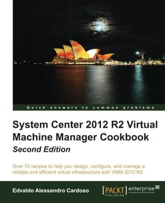 System Center 2012 R2 Virtual Machine Manager Cookbook,  2/e(Paperback)-cover