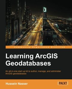 Learning ArcGIS Geodatabase-cover