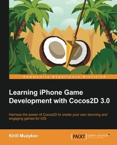 Learning iPhone Game Development with Cocos2D 3.0-cover