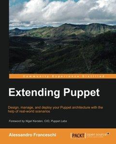 Extending Puppet-cover
