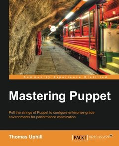 Mastering Puppet-cover