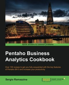 Pentaho Business Analytics Cookbook(Paperback)-cover