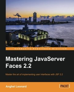Mastering JavaServer Faces 2.2 (Paperback)-cover