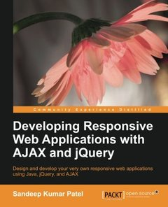 Developing Responsive Web Applications with AJAX and jQuery-cover