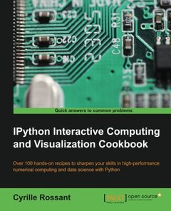IPython Interactive Computing and Visualization Cookbook-cover