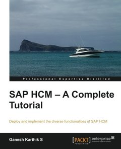SAP HCM - A Complete Tutorial-cover