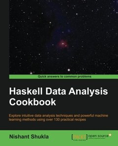 Haskell Data Analysis Cookbook-cover
