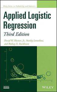 Applied Logistic Regression, 3/e (Hardcover)-cover