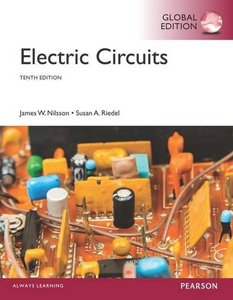 Electric Circuits, 10/e (IE-Paperback)