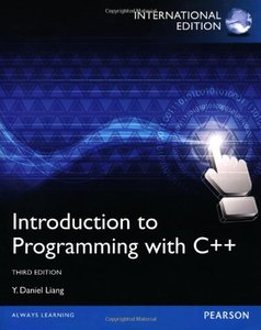 Introduction to Programming with C++, 3/e (IE-Paperback) 【內含Access code經刮除不收退】-cover