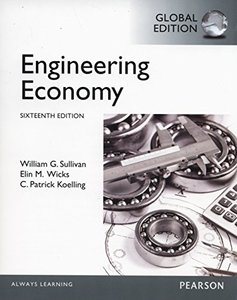 Engineering Economy, 16/e (IE-Paperback)-cover