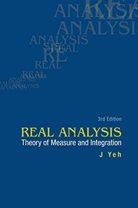 Real Analysis : Theory of Measure and Integration, 3/e (Paperback)-cover