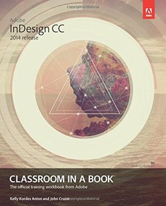 Adobe InDesign CC Classroom in a Book (Paperback)-cover
