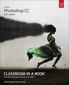 Adobe Photoshop CC Classroom in a Book (Paperback)(2014 release)-cover