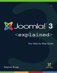Joomla! 3 Explained: Your Step-by-Step Guide, 2/e (Paperback)-cover