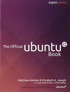The Official Ubuntu Book, 8/e (Paperback)-cover