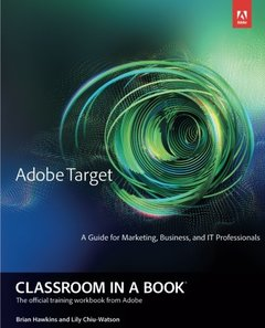 Adobe Target Classroom in a Book (Paperback)-cover