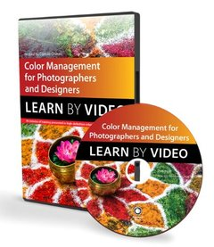 Color Management for Photographers and Designers: Learn by Video (Multimedia DVD)-cover