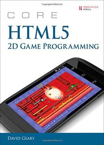 Core HTML5 2D Game Programming (Paperback)-cover