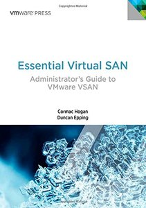 Essential Virtual SAN (VSAN): Administrator's Guide to VMware Virtual SAN (Paperback)-cover