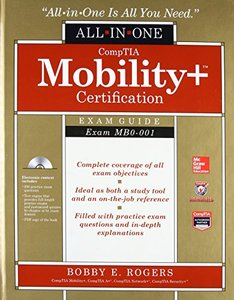 CompTIA Mobility+ Certification All-in-One Exam Guide (Exam MB0-001) (Hardcover)-cover