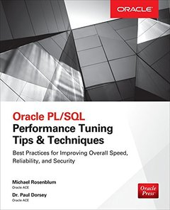 Oracle PL/SQL Performance Tuning Tips & Techniques (Paperback)-cover