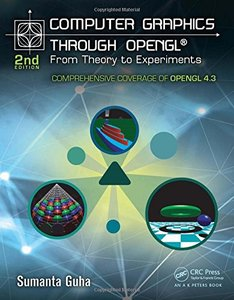 Computer Graphics Through OpenGL: From Theory to Experiments, 2/e (Hardcover)-cover