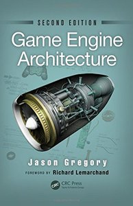 Game Engine Architecture, 2/e (Hardcover)-cover