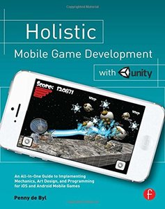 Holistic Mobile Game Development with Unity (Paperback)-cover