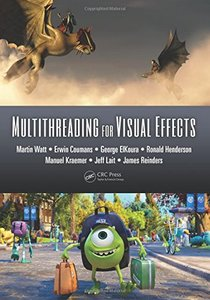 Multithreading for Visual Effects (Hardcover)-cover
