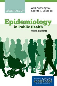 Essentials Of Epidemiology In Public Health, 3/e (Paperback)-cover