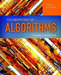 Foundations of Algorithms, 5/e (Paperback)-cover