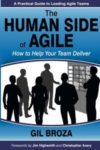 The Human Side of Agile - How to Help Your Team Deliver (Paperback)-cover