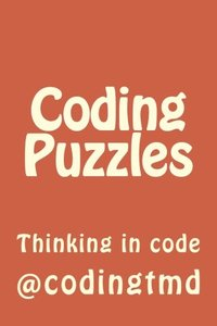 Coding Puzzles: Thinking in code (Paperback)-cover