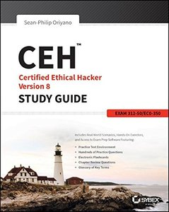 CEH: Certified Ethical Hacker Version 8 Study Guide (Paperback)-cover