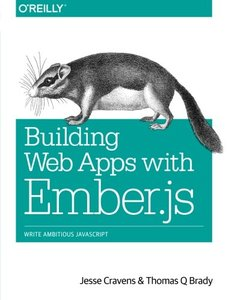 Building Web Apps with Ember.js (Paperback)-cover