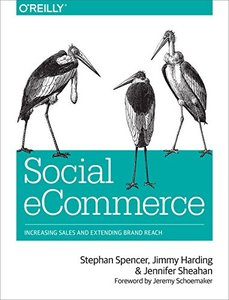 Social eCommerce: Increasing Sales and Extending Brand Reach (Paperback)-cover