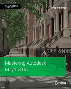 Mastering Autodesk Maya 2015: Autodesk Official Press (Paperback)-cover