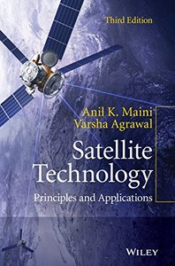 Satellite Technology: Principles and Applications, 3/e (Hardcover)-cover