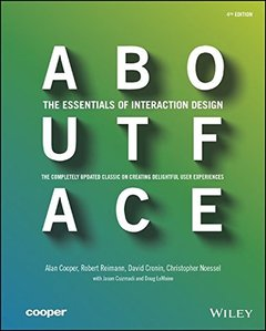 About Face: The Essentials of Interaction Design, 4/e (Paperback)-cover