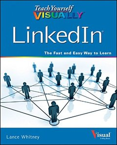 Teach Yourself VISUALLY LinkedIn (Paperback)-cover
