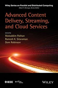 Advanced Content Delivery, Streaming, and Cloud Services (Hardcover)