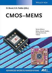 CMOS-MEMS (Paperback)-cover
