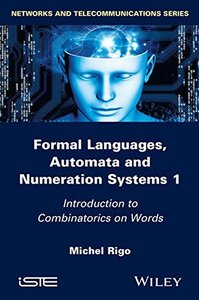Formal Languages, Automata and Numeration Systems (ISTE)-cover