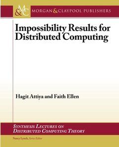 Impossibility Results for Distributed Computing (Paperback)-cover