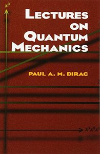 Lectures on Quantum Mechanics (Paperback)-cover