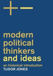 Modern Political Thinkers and Ideas: An Historical Introduction (Paperback)-cover