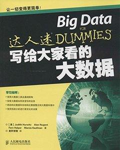 寫給大家看的大數據/達人迷-cover