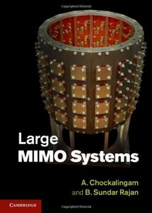 Large MIMO Systems (Hardcover)-cover