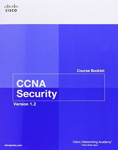 CCNA Security Course Booklet Version 1.2, 3/e (Paperback)-cover